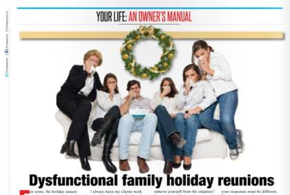 Dysfunctional Family Holiday Reunions