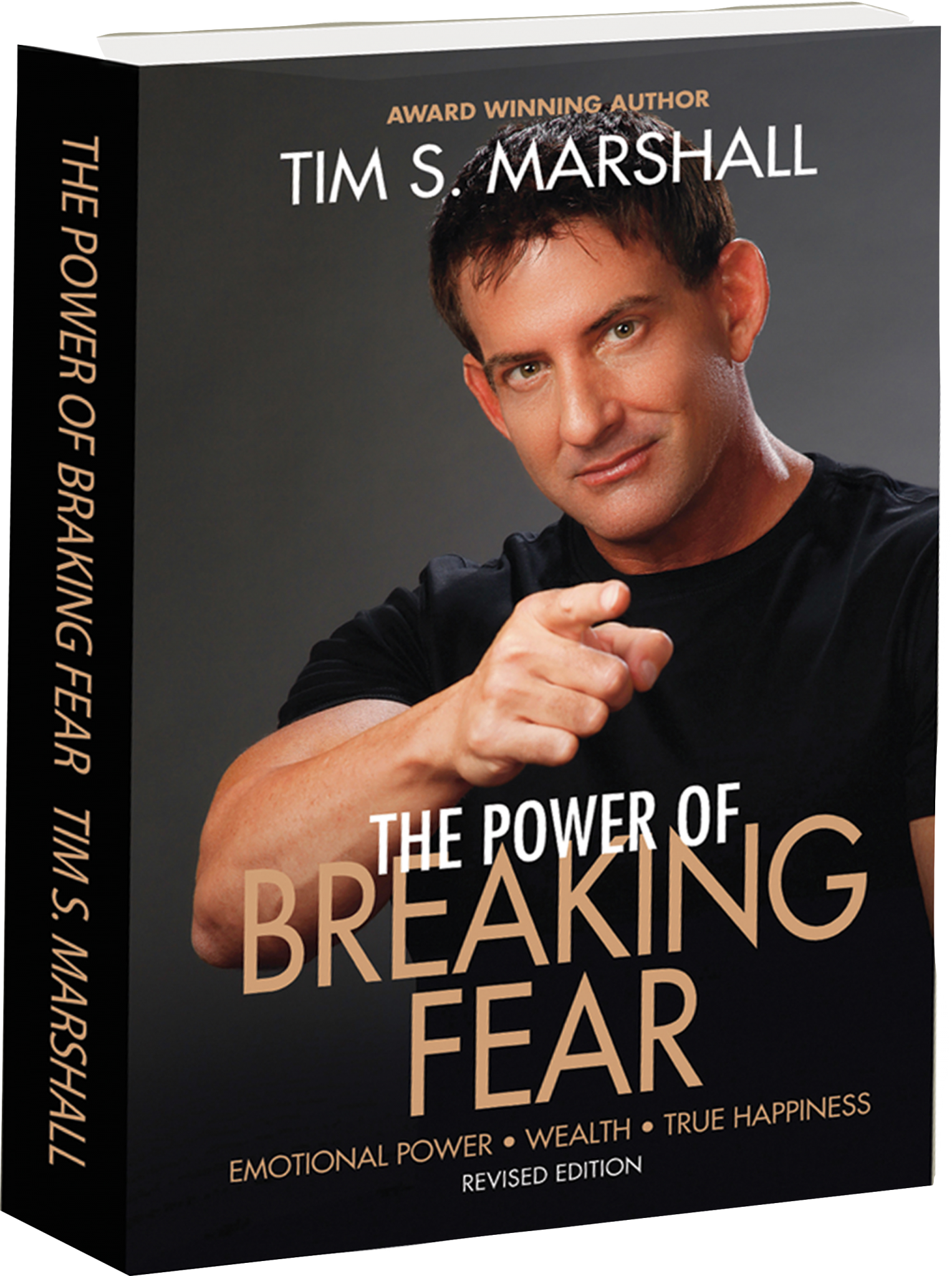 Face fears - Tim S Marshall
