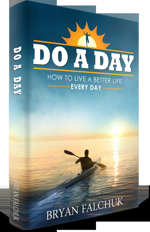 Do a Day – Intrinsic motivation: Guest – Bryan Falchuk