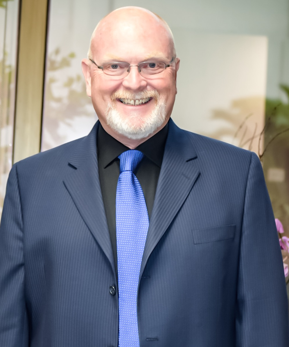 Transformational change: Guest – Dr. David James