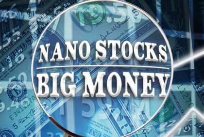 Book cover for Nano Stocks - Big Money