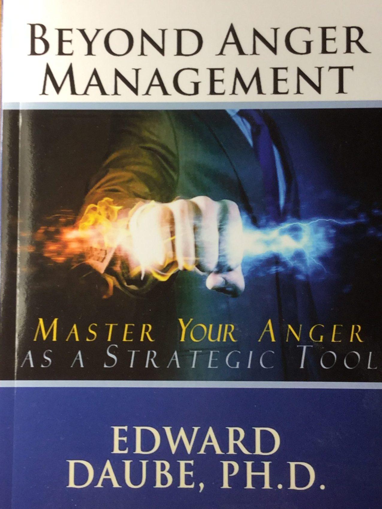 Bookcover: Beyond Anger Management