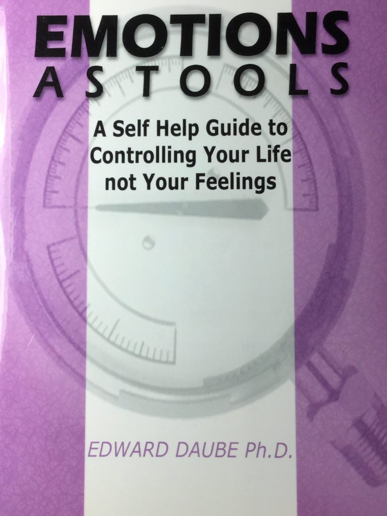 Book cover for Emotions as tools