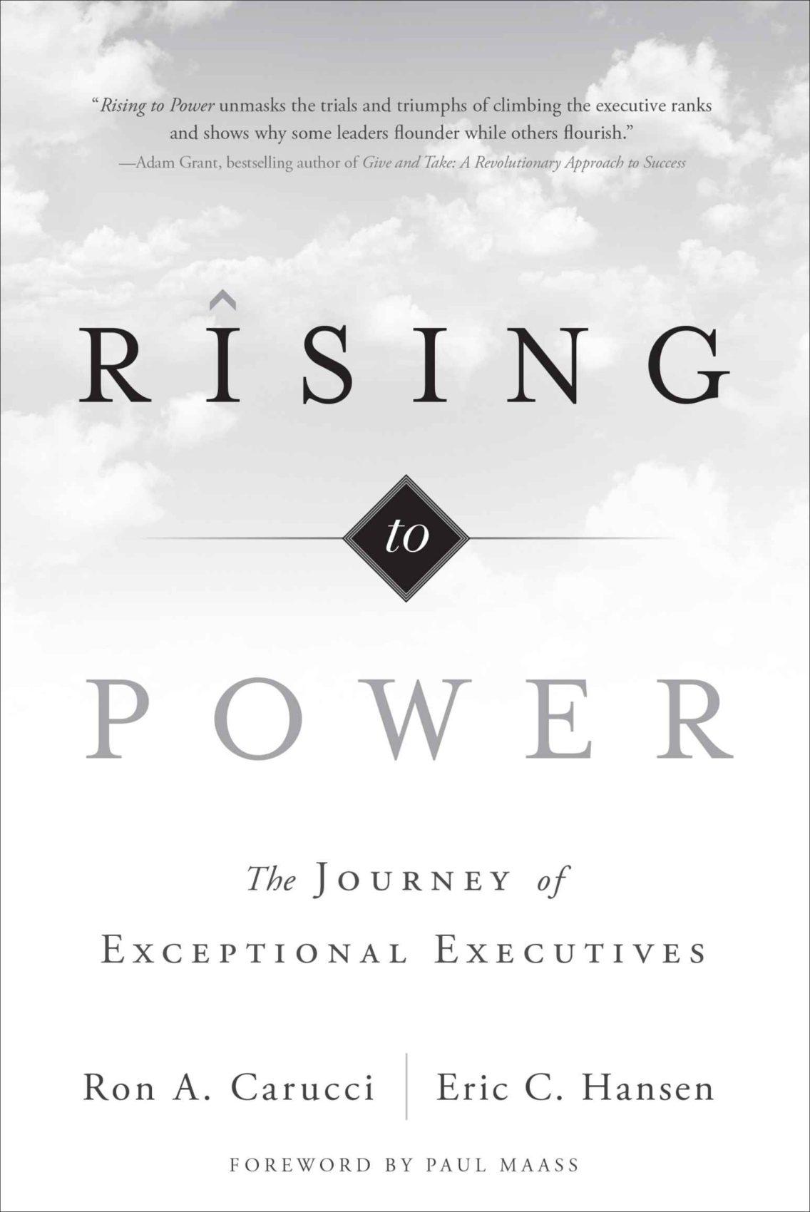 Rising to Power - Ron Carucci