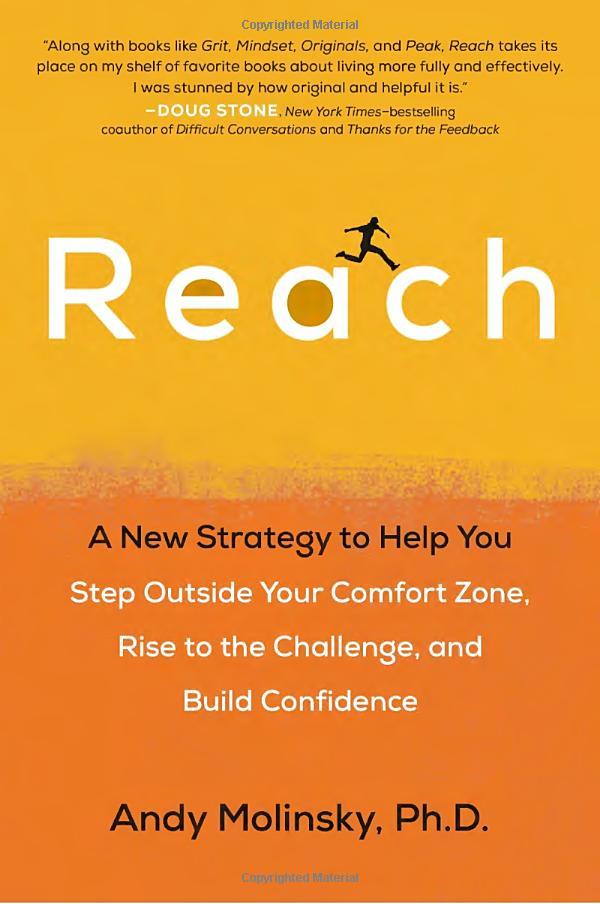 Reach - Andy Molinsky
