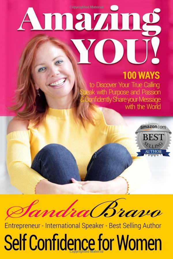Sandra Bravo - Amazing YOU!