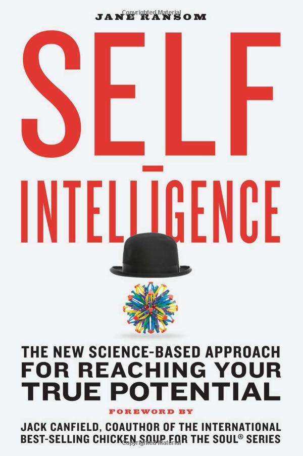 Self-Intelligence: Guest – Jane Ransom