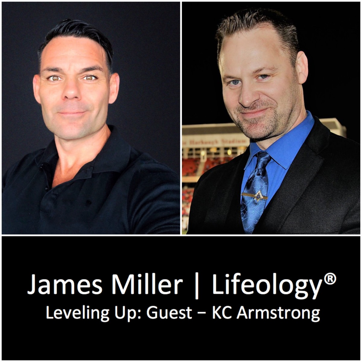 Leveling Up   KC Armstrong